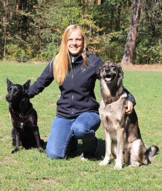 Nicole Mimietz Hundefreunde Wastl Wilson